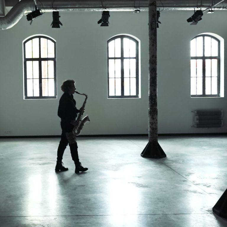 <b>Ewa Libera w 66P.</b> Performens Muzyczny